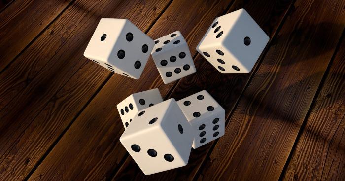 dice - luck